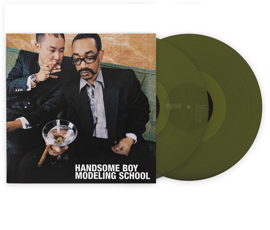 So... How's Your Girl? Exclusive Club Edition 2XLP Green Vinyl Album Record