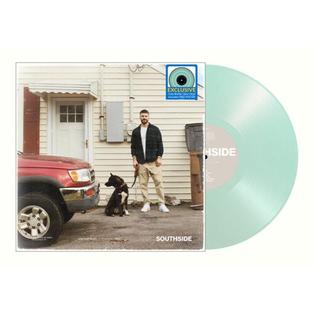 Southside Exclusive Coke Bottle Clear Vinyl Limited Edition [LP_Record] Sam Hunt, various Artists