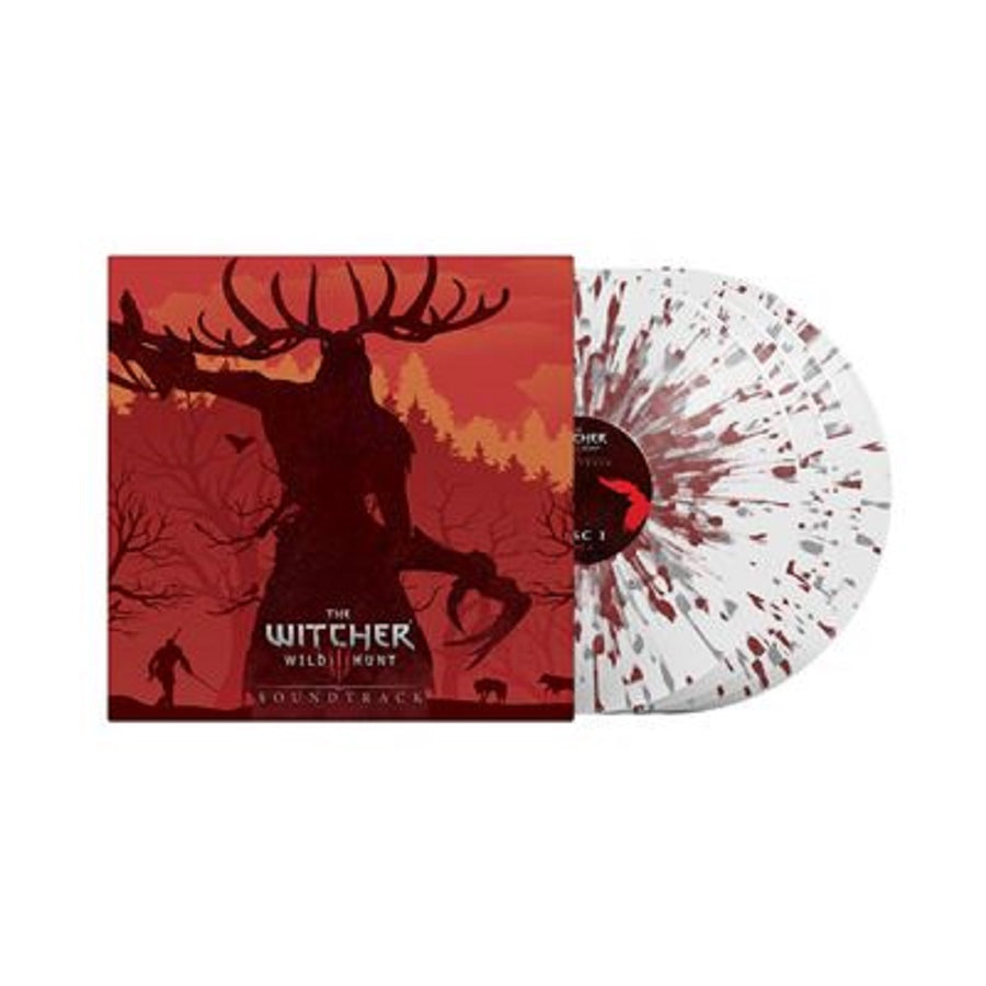 The Witcher 3 Complete Edition Exclusive 4xLP Colored Vinyl Box Set