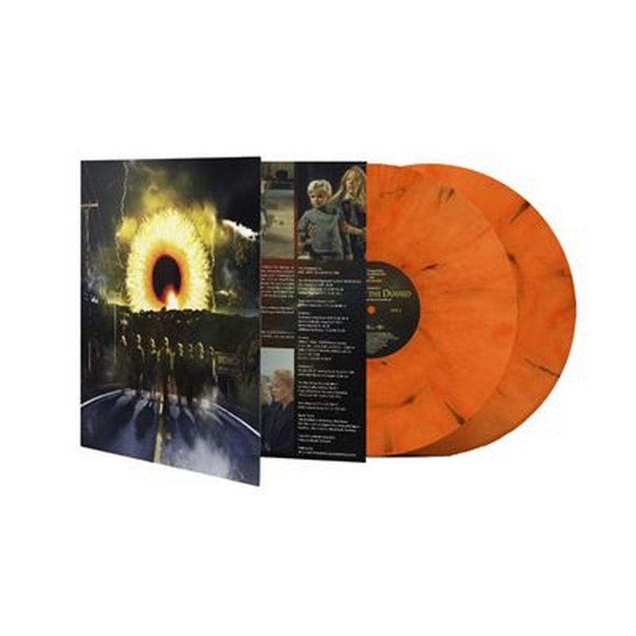 John Carpenter - Village of The Damned Deluxe Edition Exclusive Orange Marbled 2x LP Vinyl