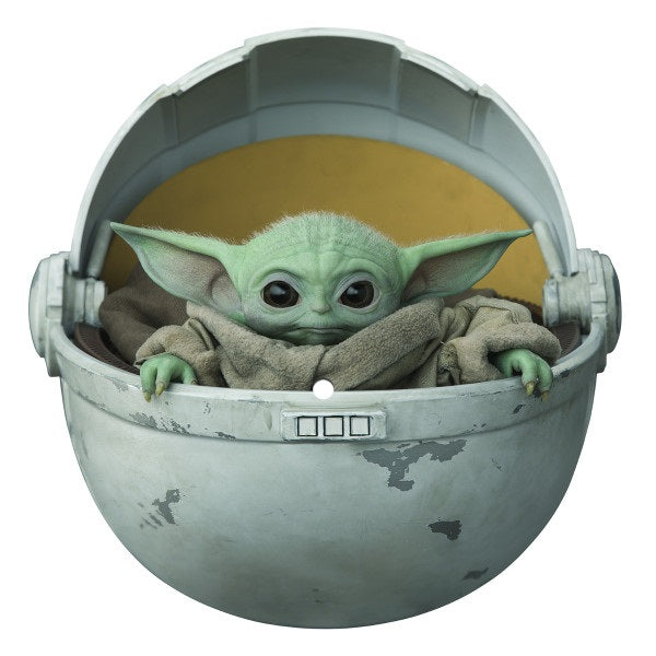 The Mandalorian: The Child Die-Cut Vinyl Exclusive Baby Yoda Picture Disk Vinyl Theme Sound Track