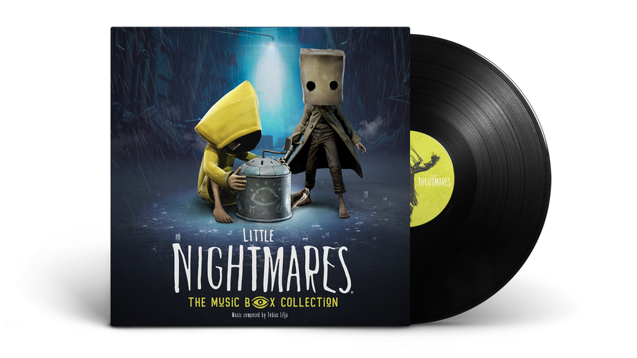 Little Nightmares I & II Vinyl: The Music Box Collection Exclusive 2x LP Vinyl Record