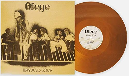 Try And Love (Exclusive Limited Club Edition Bronze Vinyl)