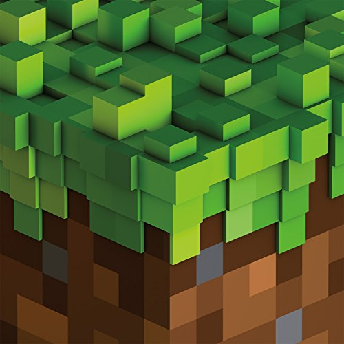 C418 - Minecraft Volume Alpha Exclusive Limited Edition Translucent Green Colored Vinyl [lp_record]