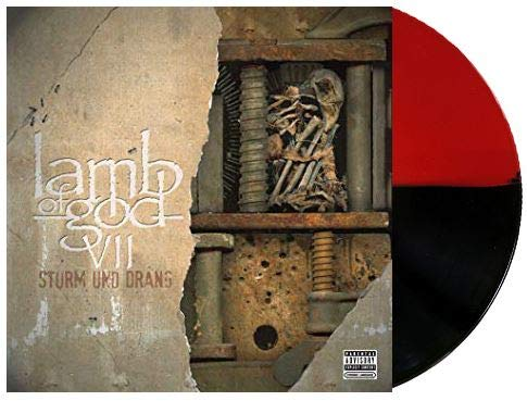 VII: Sturm Und Drang (Limited Edition Red/Black Vinyl) (Explicit)