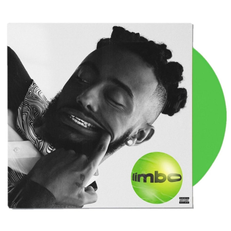 Aminé - Limbo Exclusive Smoky Green Vinyl Limited Edition LP Record