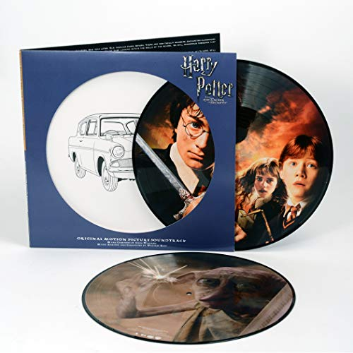 John Williams - Harry Potter and the Chamber of Secrets OST Picture Disc Exclusive Vinyl