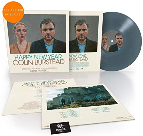 Happy New Year, Colin Burstead - Original Motion Picture Soundtrack (Limited Edition Grey Vinyl)