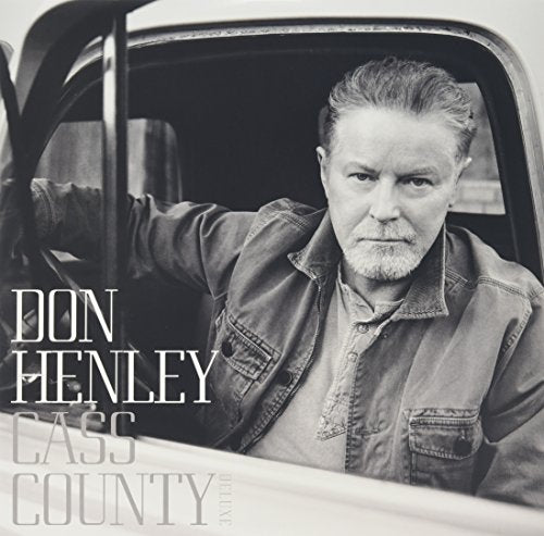 Don Henley - Cass County Exclusive Translucent Green Colored Vinyl