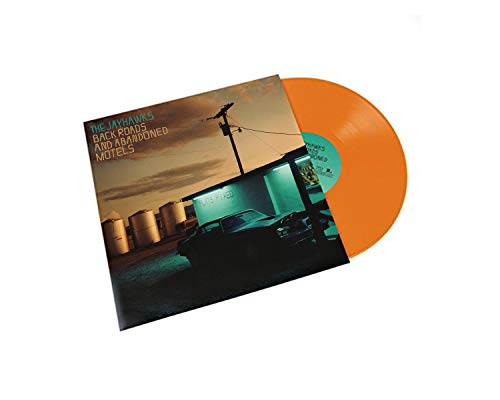 The Jayhawks - Back Roads and Abandoned Motels Exclusive Orange Vinyl LP