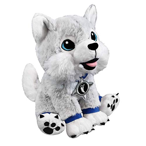 Official Blizzard Snowfang Frostwolf Cub Plush