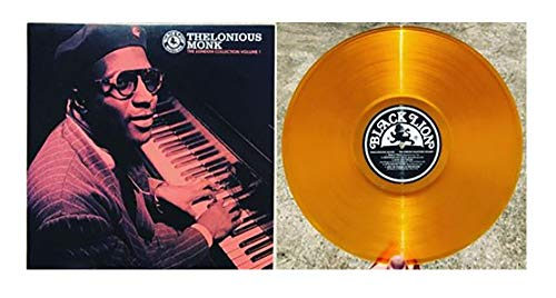 Thelonious Monk - London Collection Vol.1,Exclusive Clear Orange Vinyl