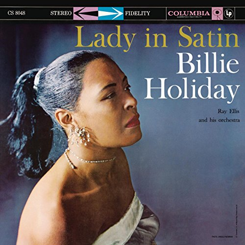 Billie Holiday - Lady In Satin Exclusive Limited Edition Vinyl
