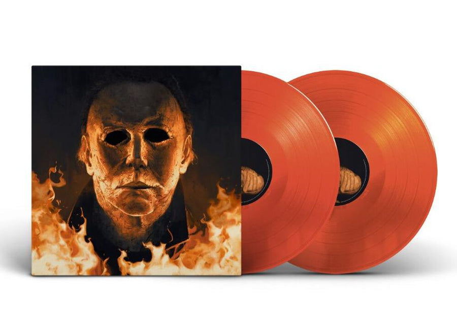John Carpenter - Halloween OST Expanded Edition Exclusive Orange Vinyl [Condition-VG+NM]