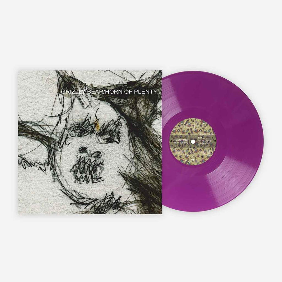 Grizzly Bear - Horn Of Plenty Exclusive Purple Vinyl Limited Edition
