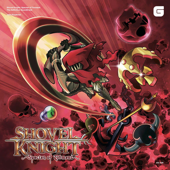 Jake Kaman & Manami Matsumae Shovel Knight : Specter of Torrent - The Definitive Soundtrack