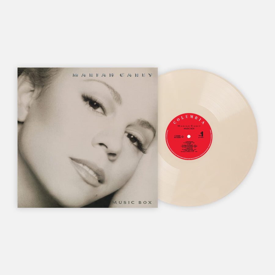 Mariah Carey - Music Box Exclusive Dreamlover Cream Colored Vinyl Club Edition