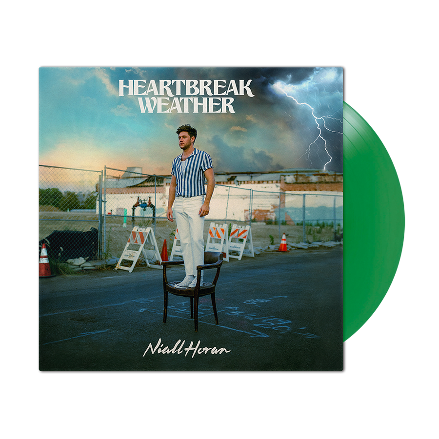Niall horan - Heartbreak Weather Spotify Exclusive Vinyl + Digital Album Rare Edition
