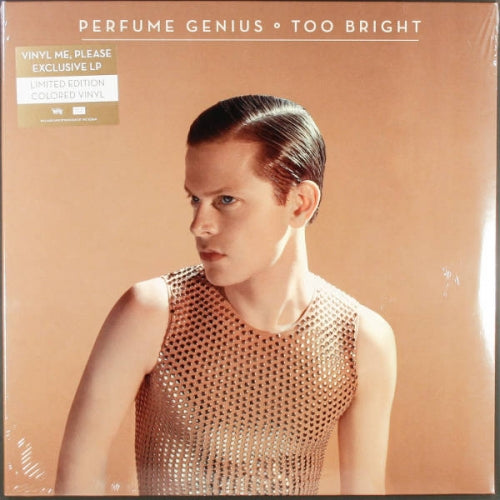 Perfume Genius - Too Bright Exclusive Vinyl Me Please Record Club Edition White Vinyl
