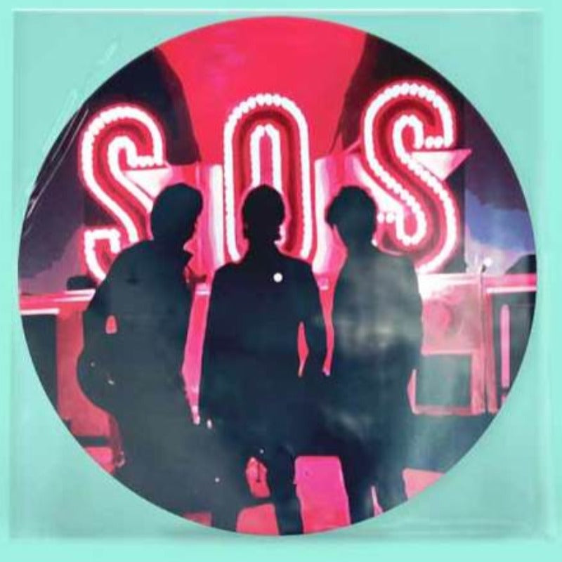 Jonas Brothers - SOS / Move On Exclusive Limited Edition 10