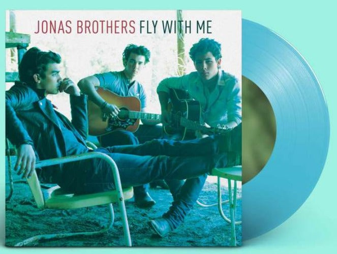 Jonas Brothers - Fly With Me/Before The Storm Exclusive 7