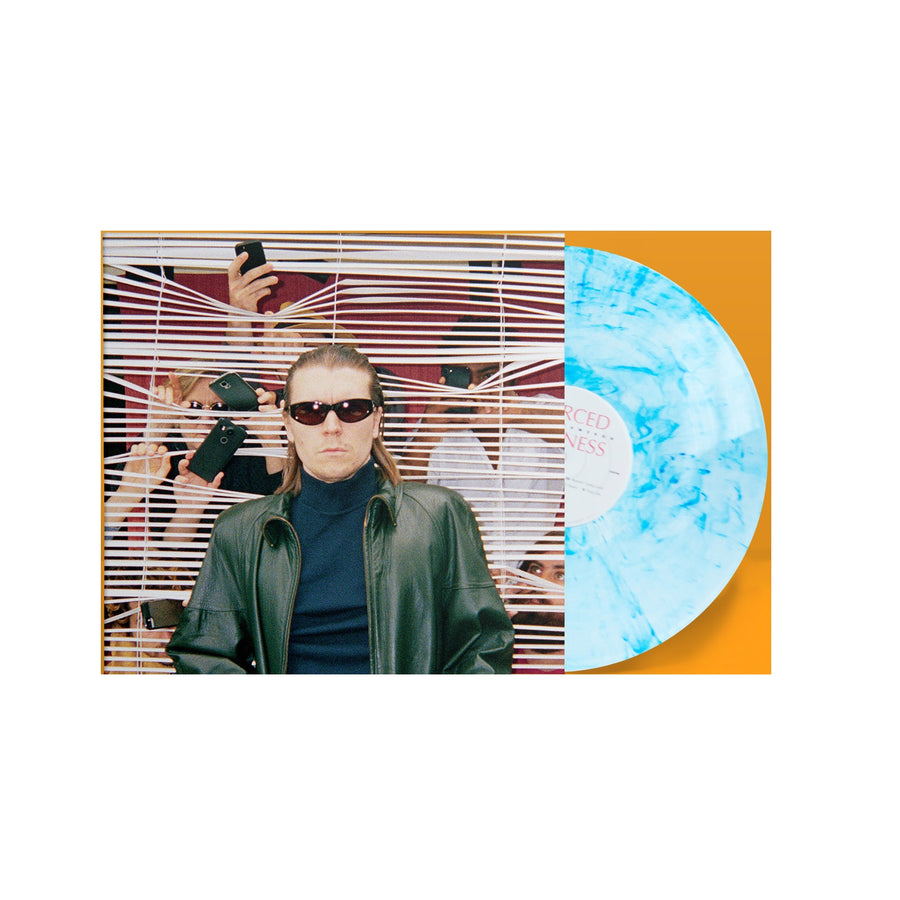 Alex Cameron - Forced Witness Exclusive Clear & Blue Swirl Vinyl [Secretly Club Edition]