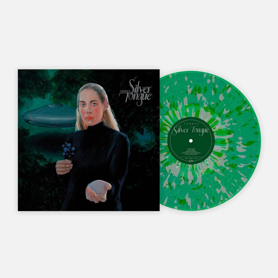 Torres - Silver Tongue Exclusive Green And Silver Splatter Vinyl