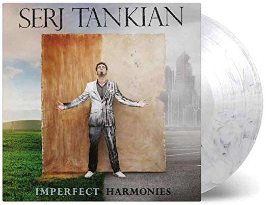 Serj Tankian - Imperfect Harmonies Limited Edition Transparent Marbled Vinyl