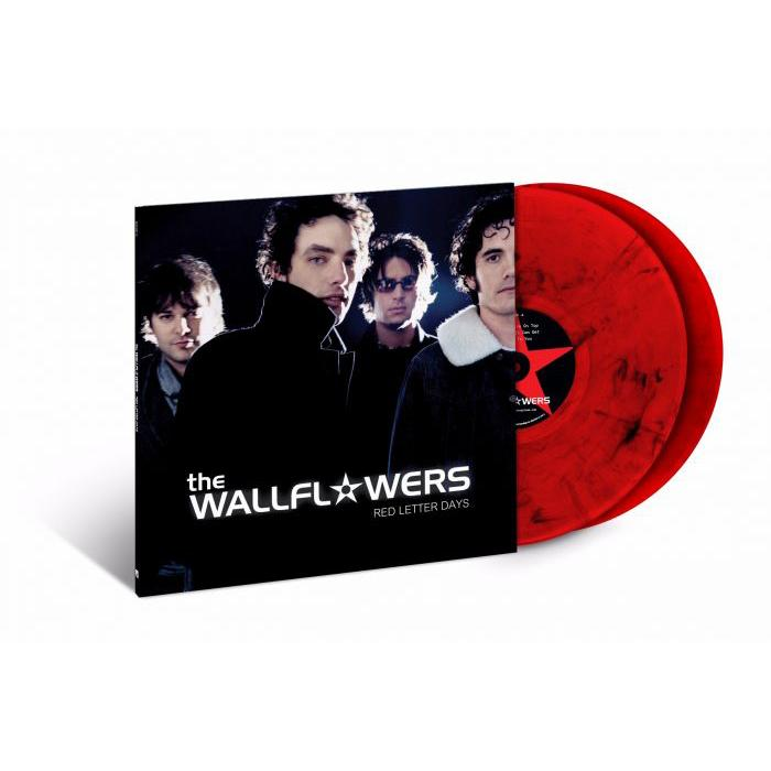 The Wallflowers - Red Letter Days Limited Edition 2LP (Red Color Vinyl)