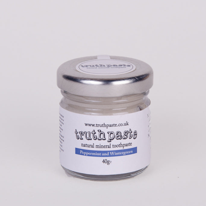 Truthpaste, Peppermint & Wintergreen