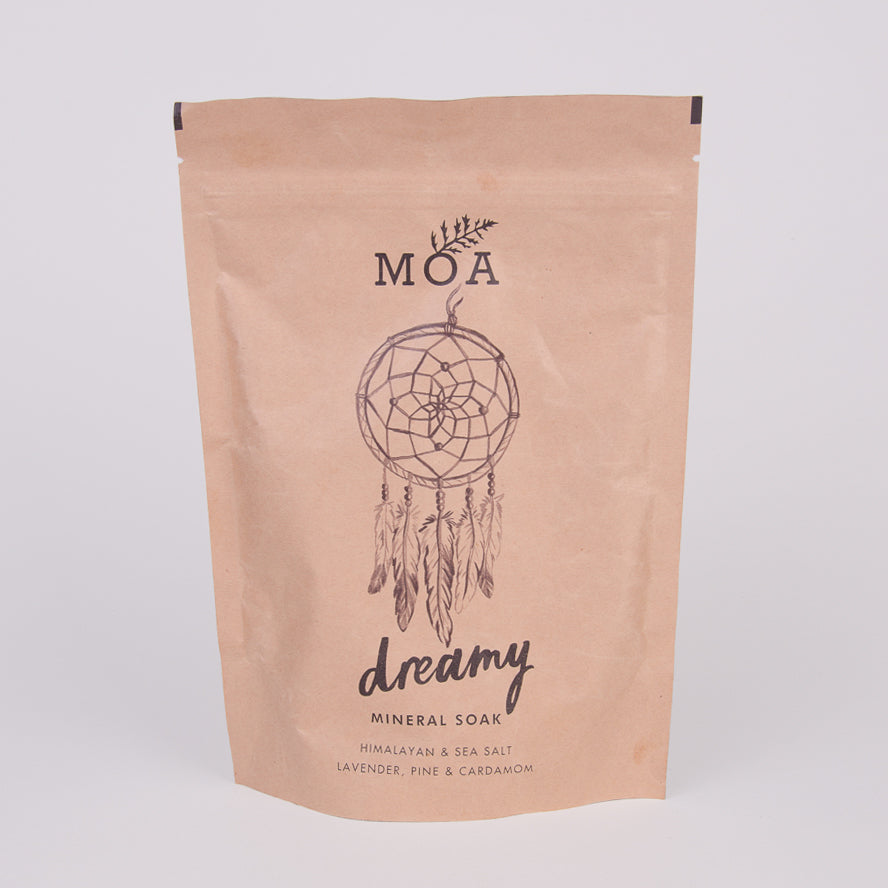 Dreamy Mineral Soak by MOA