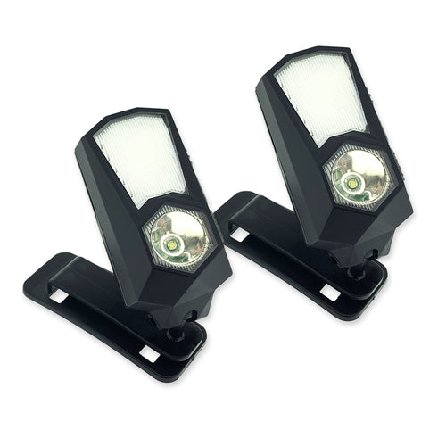 Luma 360 - Clip-on LED Lights