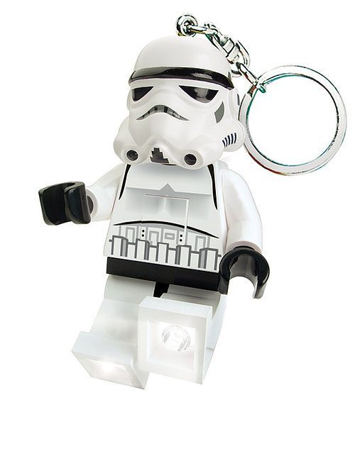 Lego Stormtrooper Key Light