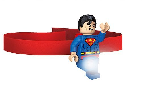 Lego Superman Headlamp