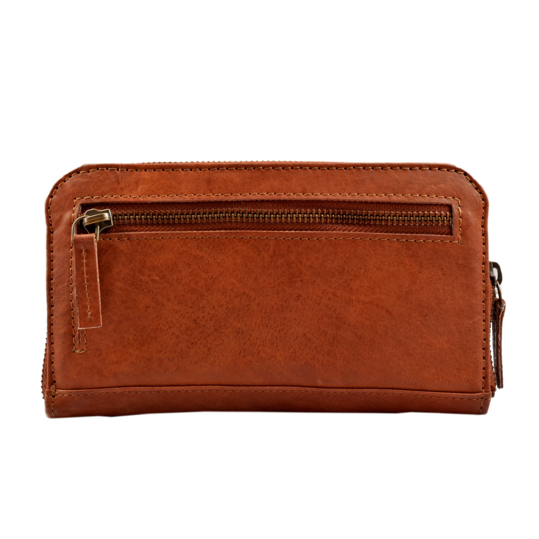 Ladies wallet, genuine leather