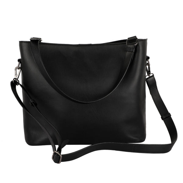 Leather tote bag- women. Style # Marta