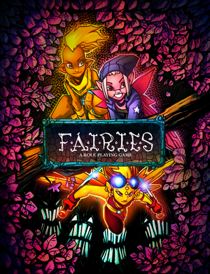 Fairies Roleplaying Game Rulebook - PREORDER DEAL