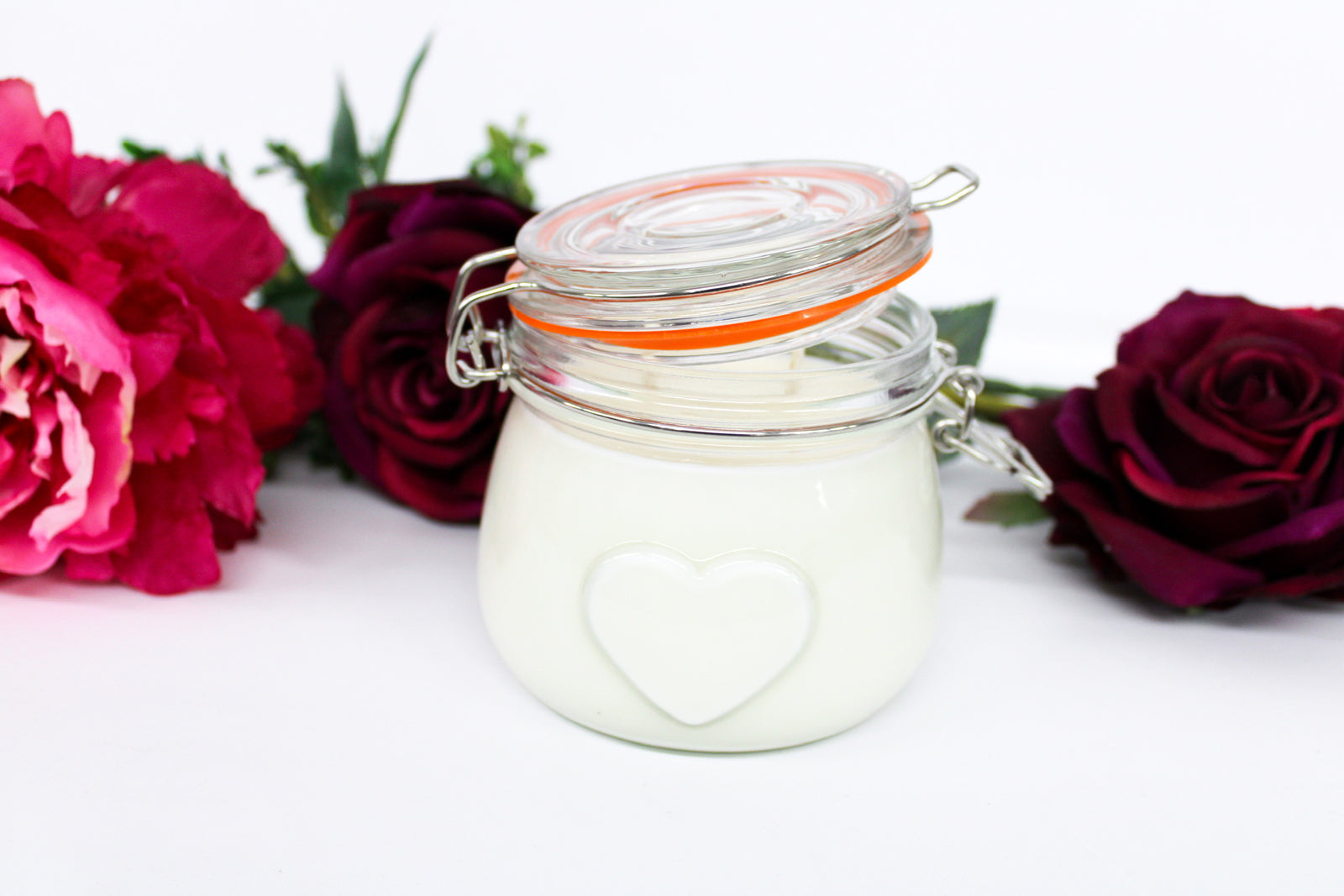 Key to My Heart Candle