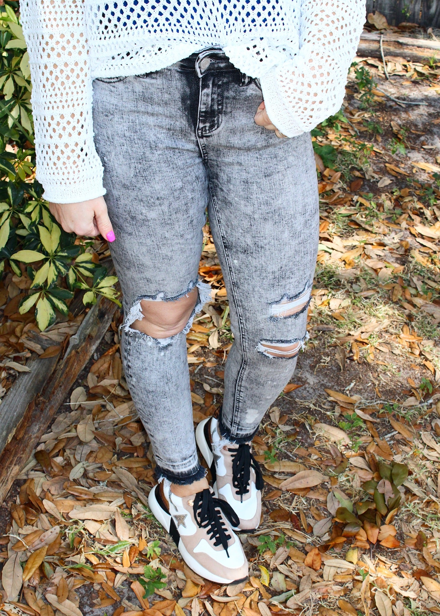 Vervet Fast and Furious Jeans