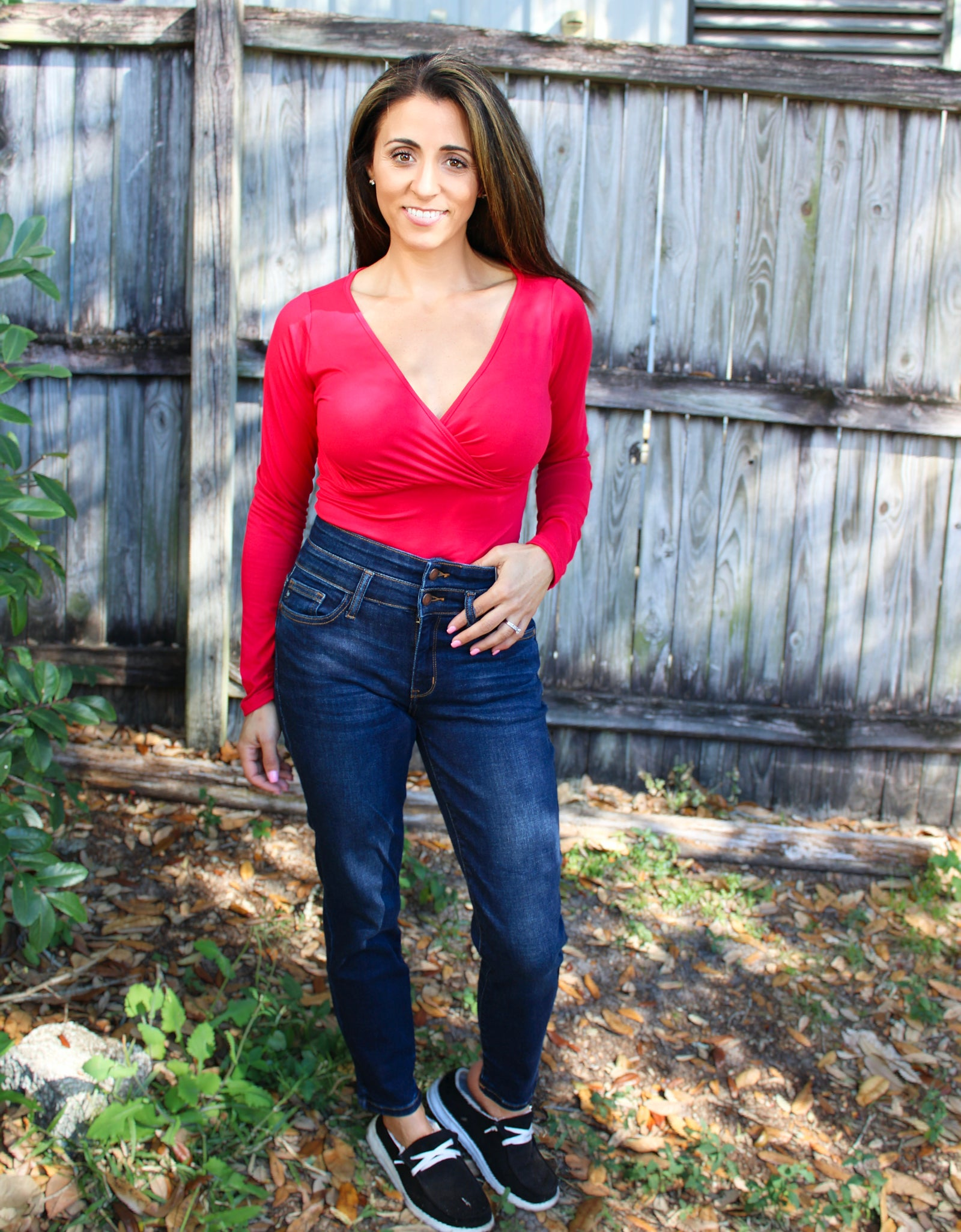 Judy Blue Double Trouble Jeans