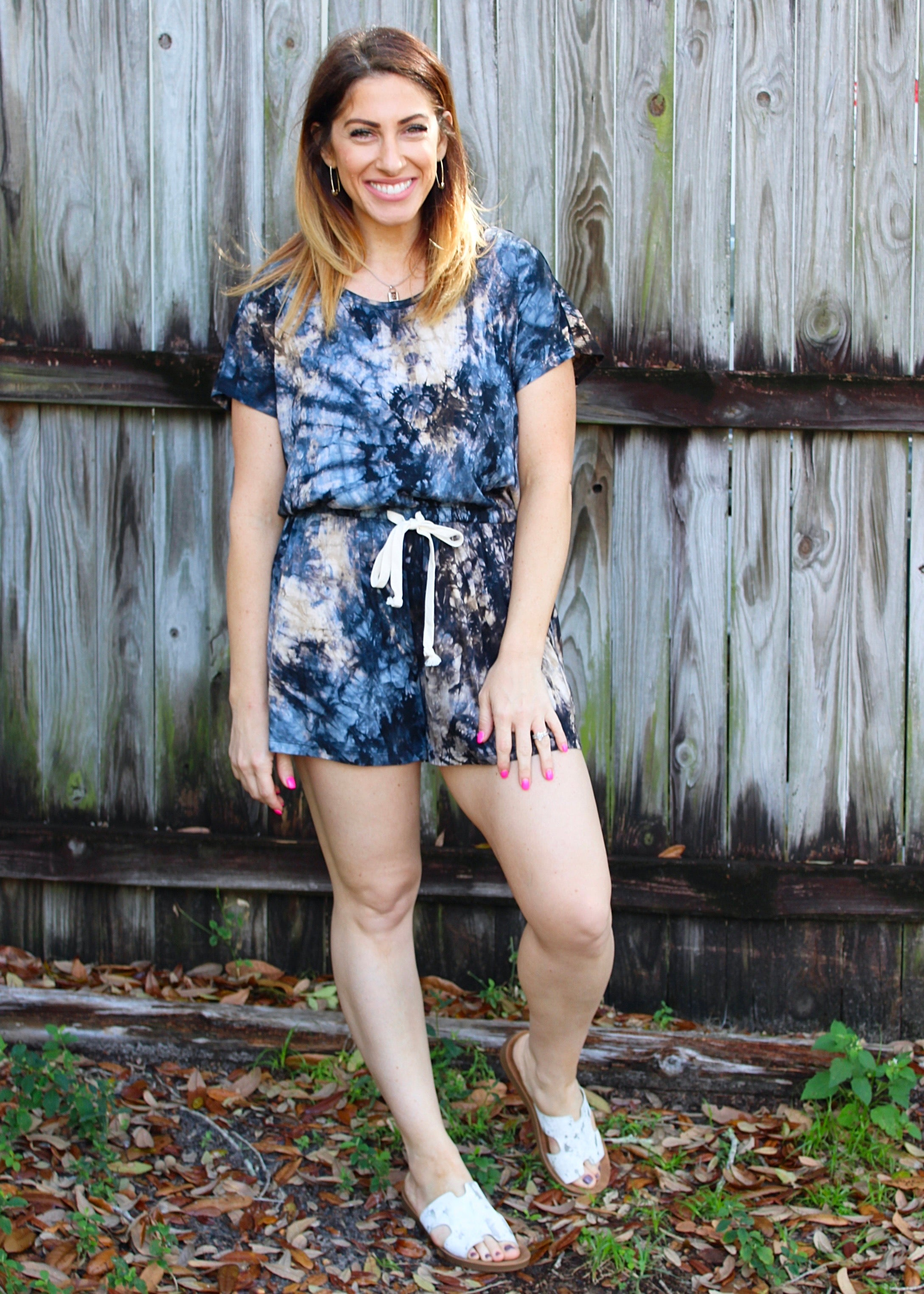 Before the Storm Romper