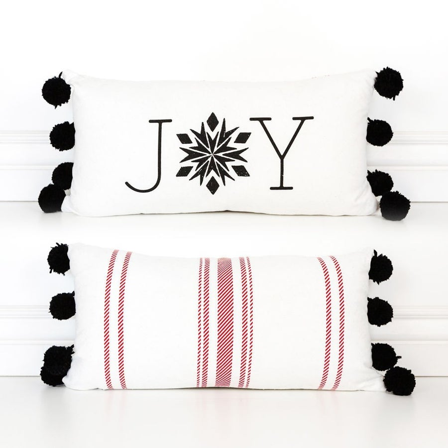Joy Reversible Pillow