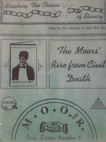 The Moors' Rise from Civil Death