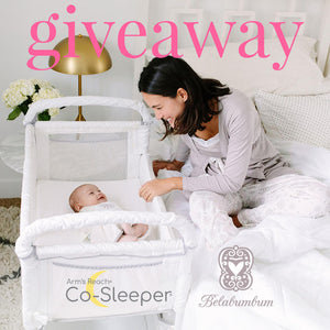 Sleep-Tastic Giveaway with Belabumbum