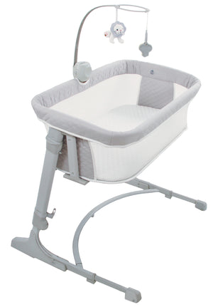 Arm's Reach Versatile co-sleeper bassinet misty