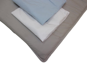 BUNDLE - (SAVE!) THREE FITTED SHEET (BLUE)
