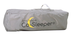 Arm's Reach Mini 3-in-1 Co-Sleeper bassinet carry bag