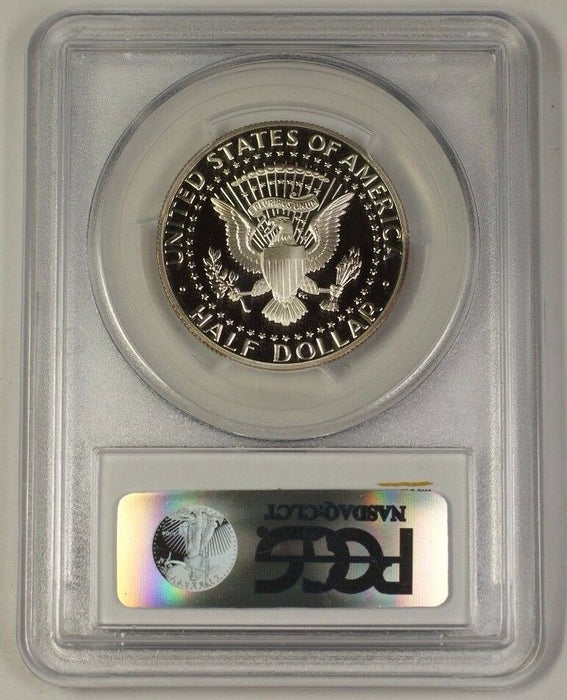 1998-S US Kennedy Clad Half Dollar 50c Coin PCGS PR-70 DCAM Deep Cameo Perfect