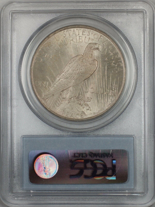 1922 Silver Peace Dollar $1 Coin PCGS MS-64 (BR 11 T)