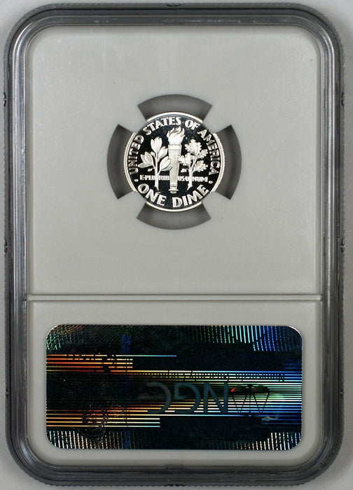 2009-S 10C Roosevelt Dime Proof Silver Coin NGC PF-70 Ultra Cameo